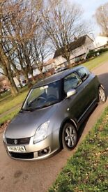 Suzuki Swift GLX 1.5 12 months mot