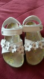 Girls next sandals size 7 immaculate