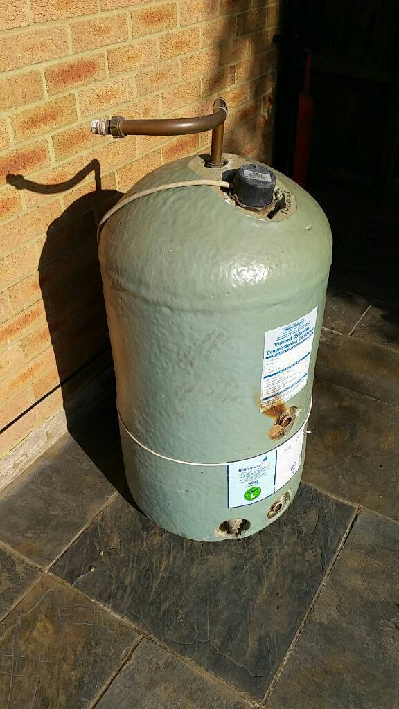 Hot water tank with immersion heater | in Rickmansworth ...