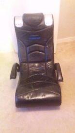 X Rocker Hurricaine Gaming Chair