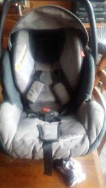 RECARO Young Profi Plus Group 0+ Infant Carrier