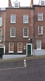 Single Offices to let in central Derry City