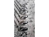 Fazer DR golf irons.