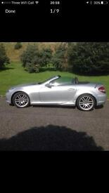 Mercedes SLK 280 Sports Edition 7G Tronic