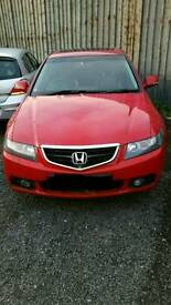 Honda accord 2.2 i-ctdi 2005reg breaking for parts