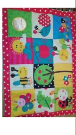 BABY PLAY MAT -LARGE- 1m x 1.4m