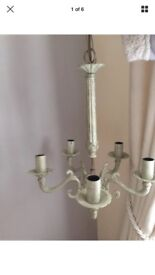 Laura Ashley chandelier lighting