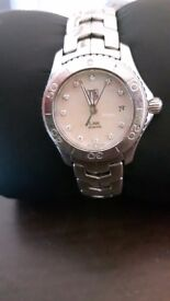 Tag Heur Link Watch WJ1319 - LADIES