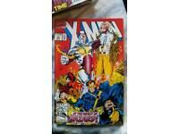marvel comics £2 each