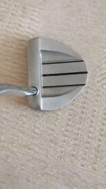 Odyssey V line Pro putter
