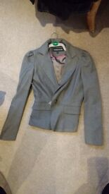 Warehouse suit, skirt and jacket