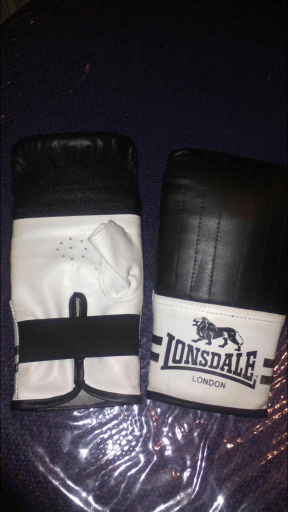 Boxing gloves (small)