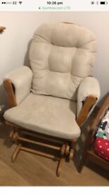 Kub rocking chair in excellent condition