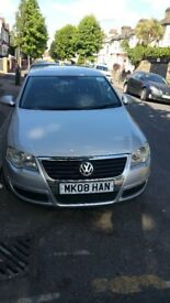 VW Passat 2.0 Highline TDI CR DPF 4DR DSG 2008/08 Pco badged