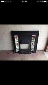 Agnews fireplace