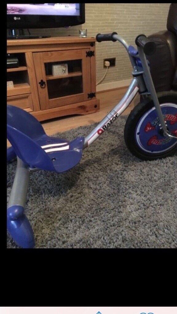 Kids stunt bike - Razor Rip Rider 360