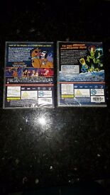 Brilliant and Fun Scooby Doo DVD's, Card Game, and Lego!!