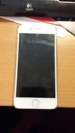 Iphone 6S 64GB white good condition EE or BT