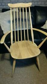 Ercol carver chair