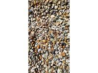 Garden gravel/ stones