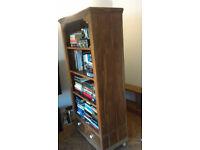 Sheesham Indian Solid Wood Bookcase