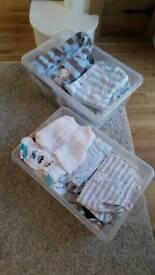 Huge Baby Boys 0-3months clothes bundle