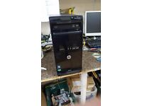 Hp computer Vision amd duo fast 2.8Ghz 3gb ram 160gb hard disk