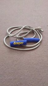Draper resistance tubing with handles