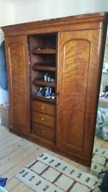 Old gents Wardrobe for sale!!