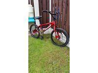 """Boys 20 """" bmx like new can deliver for a small charge"""
