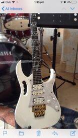 Ibanez electric guitar jem 777 made in Japan
