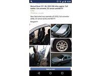 Rover 25IL 1.4 Impression 2002. Full leather, Air Con, new parts, new MOT!!