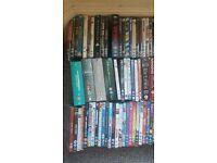 Job Lot 200+ DVDs - various titles