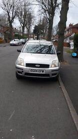 Ford Fusion 1.4 tdci £30 road tax