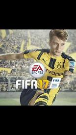 Wanted Fifa 17 ps3