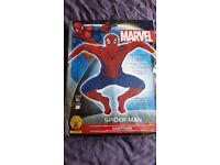 mens standard size spiderman costume