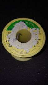 RESIN COATED SOLDER 2MM DIAMETER 500G / 0.5 / 1/2 KG ROLL *PRICE REDUCED*