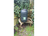 210L Rain water butt, water tank, water reservoir 210 liters