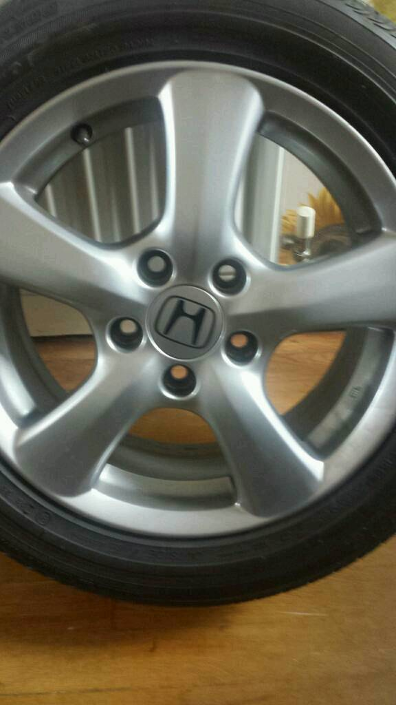 Honda civic alloy