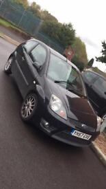 2007 Ford Fiesta zetec s swap for a lower engine car