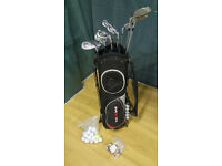 Golf Clubs Full Set 3-PW 1,3,5 Woods Bag + Accessories