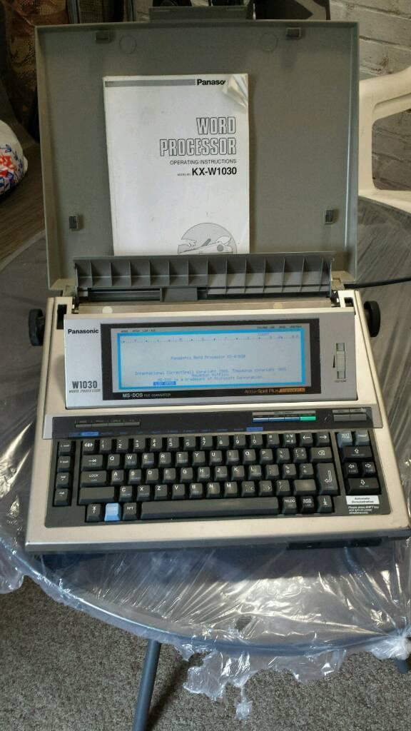 Word Processer - £ 12 ( Electric )