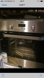 Zanussi Single Fan Assisted Oven New and Unused