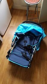light weight pushchair