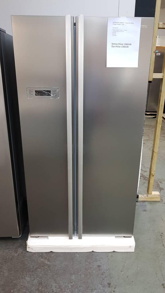 American Fridge Freezer New Graded