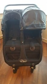 Baby jogger City mini GT Double buggy