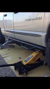 RBP rx-1 side steps for 02-08 dodge ram quad cab Windsor Region Ontario image 2