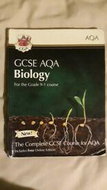 GCSE AQA Biology TextBook