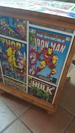 Marvel Bedside Cabinet