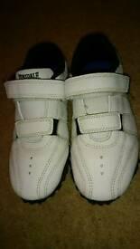 Size 1 lonsdale trainers
